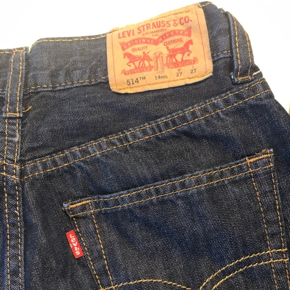 Levi's Other - Levi's 514 Straight 👖